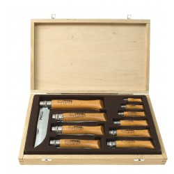 COFFRET COLLECTION COUTEAU OPINEL