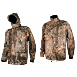 VESTE SOFTSHELL CAMO BIG GAME TAILLE M