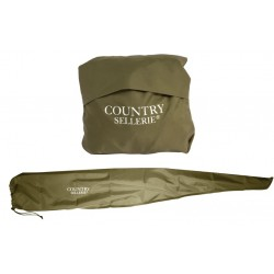 HOUSSE FUSIL COUNTRY NYLON PLIABLE IMPERMEABLE 130 CM