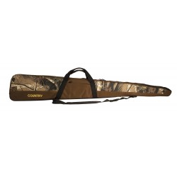 FOURREAU FUSIL CAMO BROWN COUNTRY 130 CM
