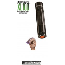 LAMPE MAGLITE XL100 A LED