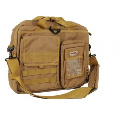 "LAPTOP CASE SWISS ARMS 17"" TAN"