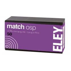 CARTOUCHE ELEY 22 LR MATCH OSP (PAR 500)