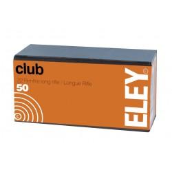 CARTOUCHE ELEY 22 LR CLUB (PAR 500)