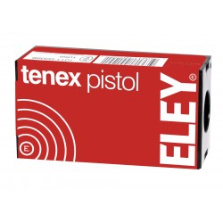 CARTOUCHE ELEY 22 LR TENEX PISTOL (PAR 500)