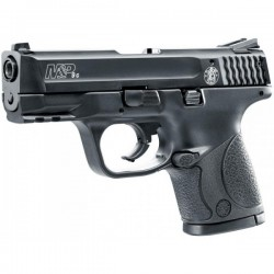PISTOLET A BLANC SMITH & WESSON M1P NOIR 9MM