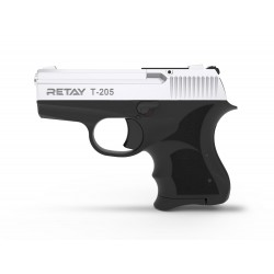 PISTOLET A BLANC RETAY T-205 NICKEL 8MM