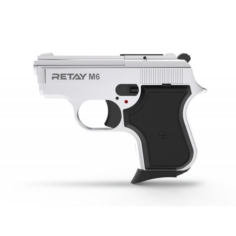 pistolet a blanc retay m6 nickel 8mm. Black Bedroom Furniture Sets. Home Design Ideas
