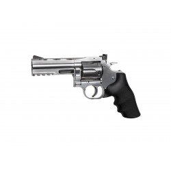 "REVOLVER ASG DAN WESSON 715 STEEL GREY 4"" 4.5MM"