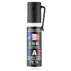AEROSOL GAZ CS CRISTALISE HOMELAND 25 ML