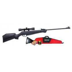 PACK CARABINE PLOMB CROSMAN SHOCKWAVE 4.5MM 19.9J