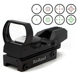 DOT SIT OPEN TACTICAL 4 RETICULE SIGHT