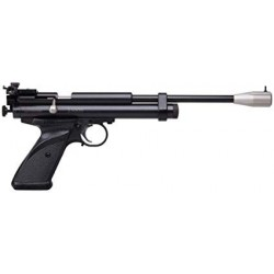 PISTOLET CROSMAN 2300S BOLT ACTION TARGET PISTOLETOL  4.5 CO