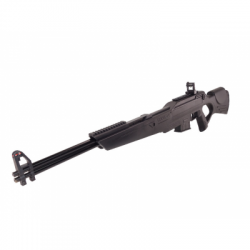 CARABINE PLOMBS BEEMAN DOUBLE BARREL 20J