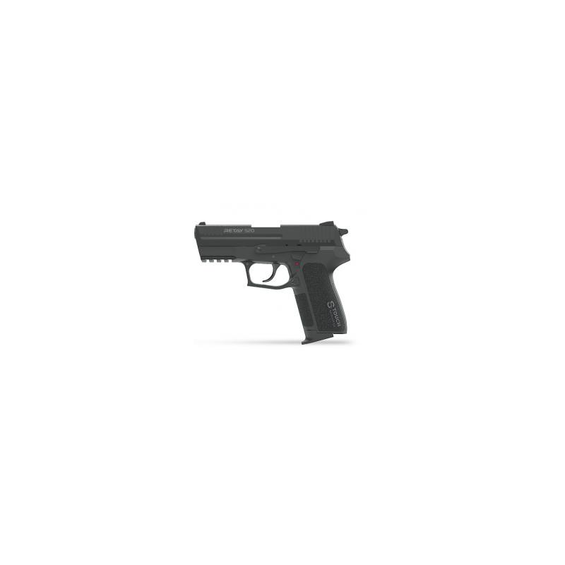 PISTOLET A BLANC RETAY S20 9MM NOIRPBG 62 ArmurerieArmes à blanc et gaz