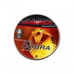 PLOMB UMAREX COBRA POINTU 4.5MM