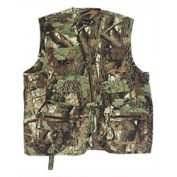 GILET MILTEC HUNTING MULTIPOCHE CAMO M