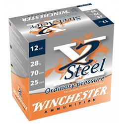 WINCHESTER X2 STEEL 28 PB7 X25