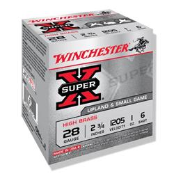 WINCHESTER SUPER X 28 28G PB7.5 X25