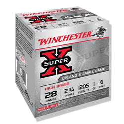 WINCHESTER SUPER X 28 28G PB6 X25
