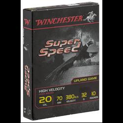 WINCHESTER SUPER SPEED 20 32G PB6 X10