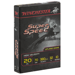 WINCHESTER SUPER SPEED 20 32G PB4 X10
