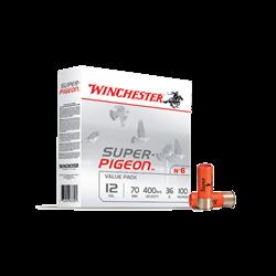 WINCHESTER SUPER  PIGEON 12 36G PB4 X100