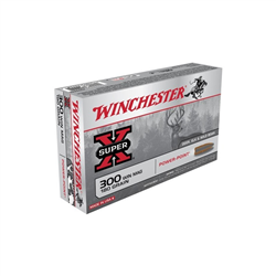 WINCHESTER 300WSM 180GR PP