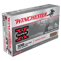 WINCHESTER 375HH SUPREME 300GR X20