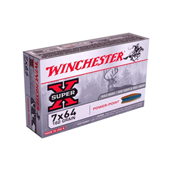 WINCHESTER 7X64 SX 162G PP X20