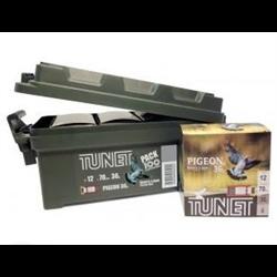 TUNET PACK PIGEONS 36 PB4 X100