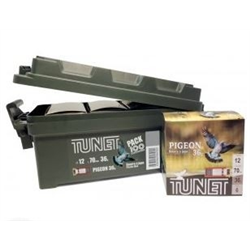 TUNET PACK PIGEONS 36 PB6 X100