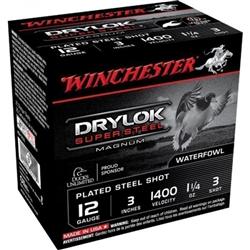 WINCHESTER STEEL DRYLOK 12/89 44G PB3 X25