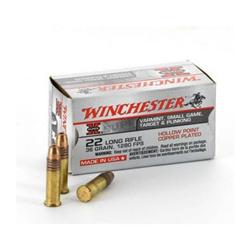 WINCHESTER 22LR SUPER X LHP  X50
