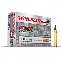 WINCHESTER 30 06 EXTREME POINT