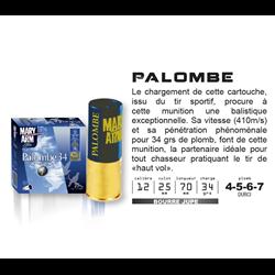 MARY PALOMBE 34G PB4 12 X25