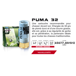 MARY PUMA 32G PB7 12 X25
