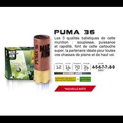 MARY PUMA 36G 12 PB4 X25