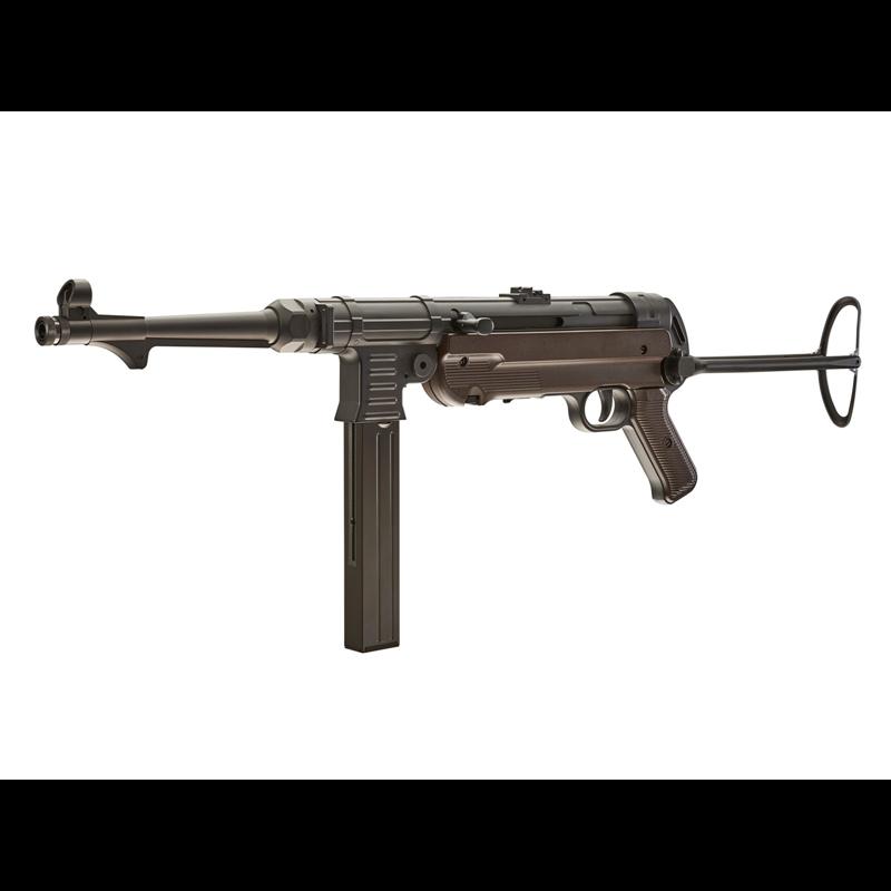 AIRGUN MP40 CO2 BLOWBACK 4.5MM