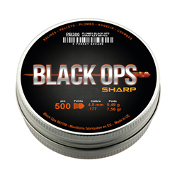 PLOMBS BLACK OPS ANTI NUISIBLES X500