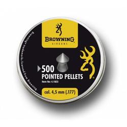 PLOMBS BROWNING POINTU 4.5X500
