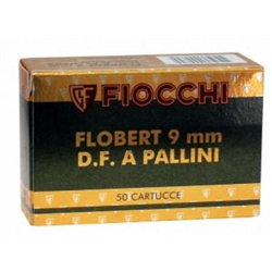FIOCCHI 9MM FLOBERT 7.5
