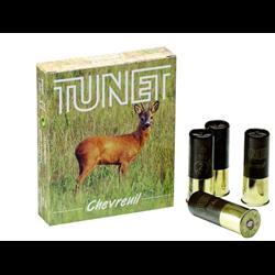 TUNET CHEVREUIL 12 38G X10