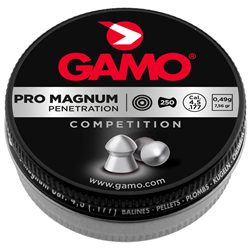PLOMBS GAMO MAGNUM 4.5MM