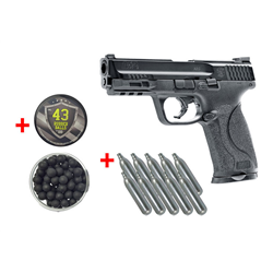 PACK DEFENSE PISTOLET SMITH & WESSON M&P 9 T4E