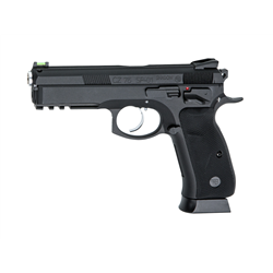 PISTOLET ASG CZ 75 SP-01 SHADOW GNB CO2 4.5MM