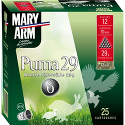 MARY PUMA 29 PB6 BR X25