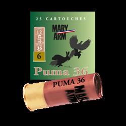 MARY PUMA 36G 12 PB7 X25