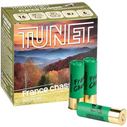 TUNET FRANCE CHASSE 16 32G PB7 X25