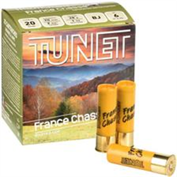 TUNET FRANCE CHASSE 20 28G PB8 X25